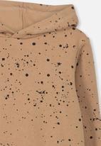 Cotton On - Liam hoodie - beige