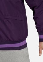 adidas Originals - Kaval varsity padded jacket - purple