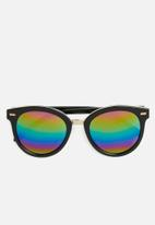 Superbalist - Kids girls mirror sunglasses - multi