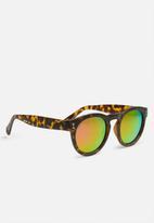 Superbalist - Kids boys round sunglasses - black