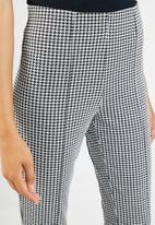 Vero Moda - Forever leggings - black & white