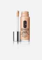 Clinique - Beyond perfecting foundation & concealer - fair