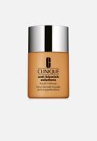 Clinique - Anti blemish solutions liquid makeup cream - caramel