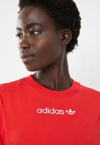 adidas Originals - Coeeze T-shirt - red