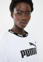 PUMA - Amplified dress - white