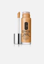 Clinique - Beyond perfecting foundation & concealer - honey wheat