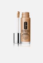 Clinique - Beyond perfecting foundation & concealer - nutty