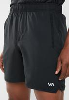 RVCA - Yogger 3 shorts - black