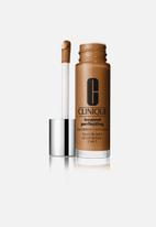 Clinique - Beyond perfecting foundation & concealer - amber