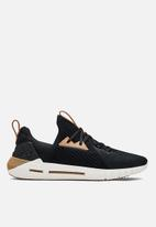 Under Armour - UA HOVR SLK EVO Perf Suede - black/onyx white