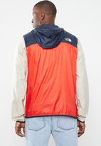 The North Face - M fanorak jacket - fiery red & urban navy