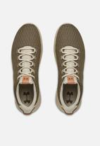 Under Armour - UA Ripple Elevated - khaki base/silt brown