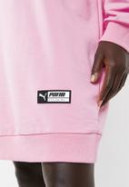 PUMA - TZ long crew - pink