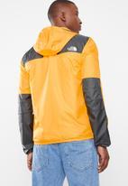 The North Face - 1985 Seasonal mountain jacket - orange