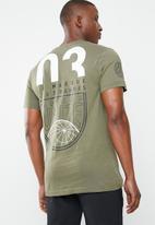 adidas Originals - Sid 360 adi short sleeve tee - green