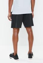 Reebok - Knit woven short - black