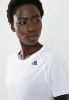 adidas - Prime tee - white