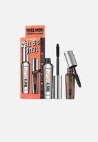Benefit - Real big steal mascara set