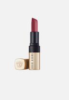 BOBBI BROWN - Luxe matte lip - burnt cherry