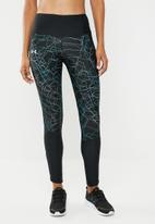 Under Armour - Fly fast printed tights - black