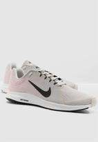 Nike - Downshifter 8 - Vast Grey/Pink Foam/White/Black