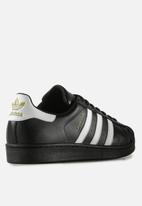 adidas Originals - Superstar foundation - black