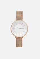 Skagen - Karolina watch - rose gold