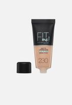 Maybelline - Fit Me® Matte + Poreless Foundation - 230 Natural Buff