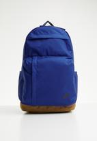 Nike - Nike elemental backpack - blue & tan