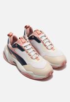 PUMA Select - Thunder rive gauche - dress blues-peach beige