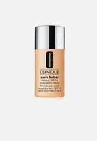 Clinique - Even better makeup broad spectrum spf 15 - butterscotch