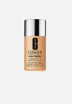 Clinique - Even better makeup broad spectrum spf 15 - tawnied beige