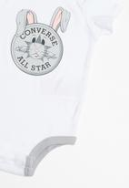 Converse - Classroom pets infant set - white