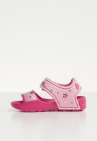 Character Fashion - Barbie adventure sandals - pink