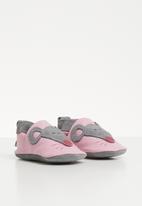 shooshoos - Hector slip on - pink