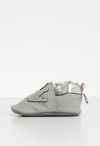 shooshoos - Crown princess slip on - grey