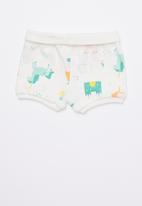 Baby Corner - Unicorn 2 pack shorts - multi