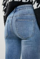 ONLY - Pearl skinny jeans - blue