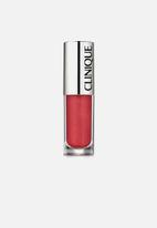 Clinique - Lip pop splash - bonfire pop