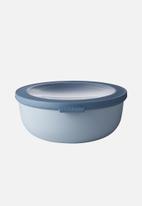 Mepal - Cirqula multi bowl 1250ml - blue