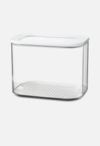 Mepal - Modular storage box 1L - white