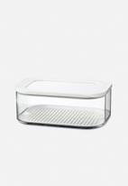 Mepal - Modular storage box 175ml - white