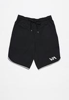 RVCA - VA sport short 2 - black