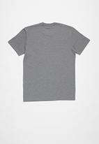 RVCA - Hexest shortsleeve tee - grey