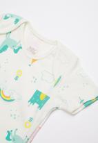 Baby Corner - Unicorn 3 pack bodysuit - multi