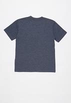 RVCA - Hexest short sleeve tee - grey