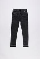 GUESS - Skinny denim jeans - black