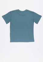 Quiksilver - Hot rod tee - blue