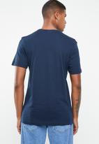 Reebok Classic - Franchise LC short sleeve tee - navy