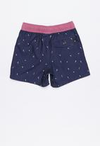 Quiksilver - Super fins volley shorts - multi